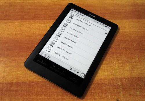 双触控功能多 汉王电纸书E920使用体会