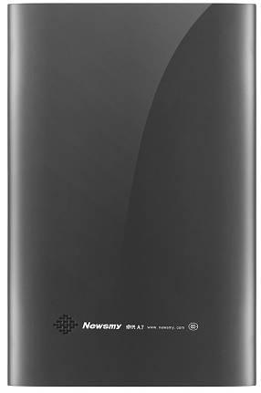WIFI+3G+安卓2.1系统  解析Newsmy卓悦A7电子书