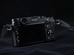 富士 X10黑色 外观图