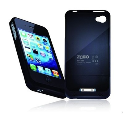 ZiKKO(即刻)TAP IN4 与iPhone4的完美邂逅