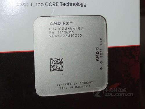 推土机家族小生 四核FX-4100仅售899元