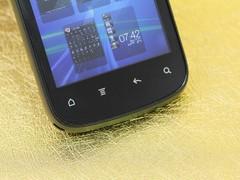 HTC 达人 黑色 按键图