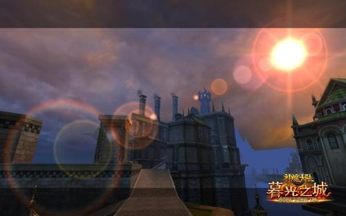 《神魔大陆·暮光之城》携百万豪礼破晓公测