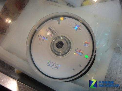 a级光盘简单解析    cd-r光盘采用了四层结构形式:底