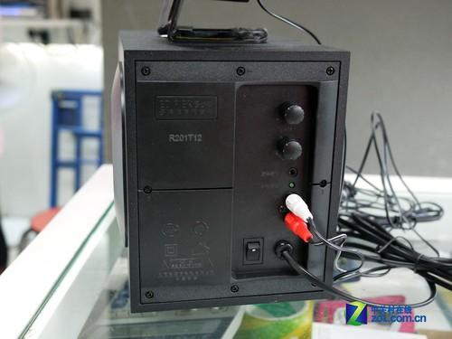 再次进化 漫步者R201T12音箱到货220元