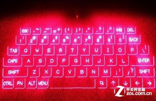改造日志4:超极新功能 虚拟互动键盘