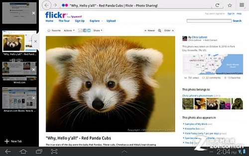 Firefox10 for Android发布
