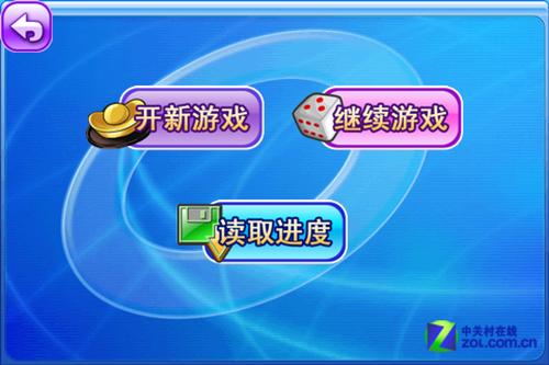 大富翁4 fun 游戏界面