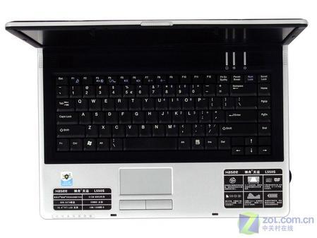 键盘,接口和散热表现_神舟笔记本电脑_笔记本评测