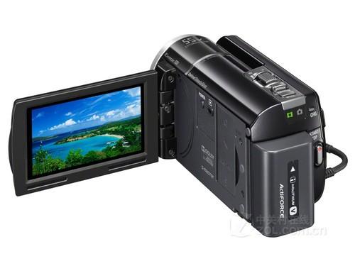 主流级超大储存DV 索尼XR260E套装带票