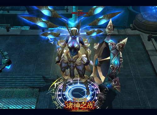 日迎新版 神鬼世界 泰坦神殿上线图片
