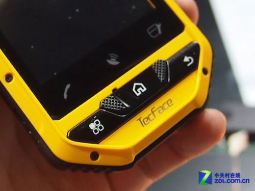 IP67三防Android 泰克飞石Titan现身MWC