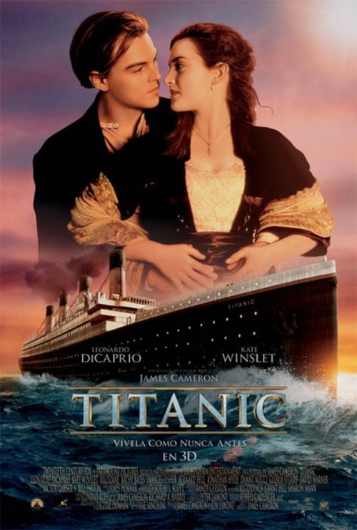 """重现经典 3D""""泰坦尼克号""""4月全国上映"""