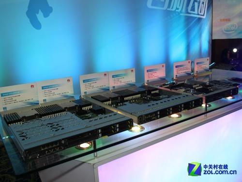 华为发布全新E5平台Tecal V2系列服务器