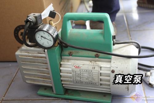 380真空泵接线图
