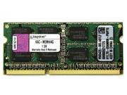 金士顿 宏碁笔记本系统指定内存 4GB DDR3 1066(KAC-MEMH/4G)