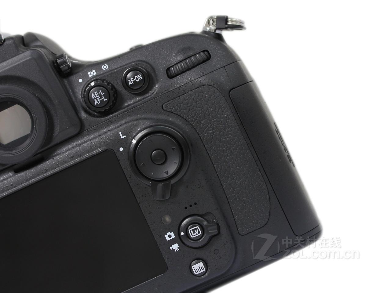 【原始大图】尼康d800功能按键图片欣赏-zol中关村