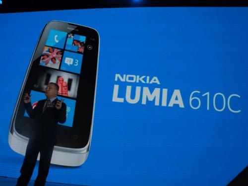 电信首款Windows Phone 诺基亚800C今发布