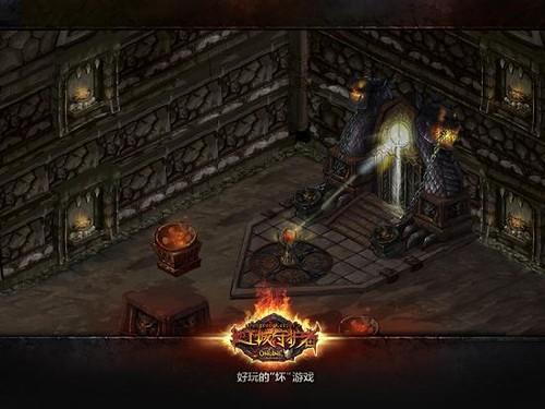 《地下城守护者OL》绝美地下城壁纸火爆来袭