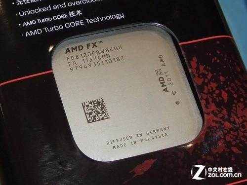一夜狂跌140元 FX8120八核游戏配置