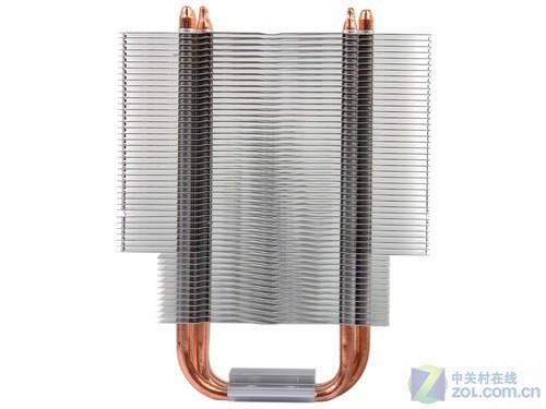 4热管助散热 九州风神玄冰散热器图赏