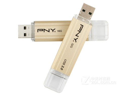 极致速度 PNY 16G USB3.0金棒盘评测