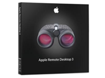 苹果 Remote Desktop 3.3(可管理10个系统)