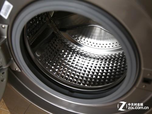 开膛破肚探究竟 滚筒洗衣机内筒揭秘
