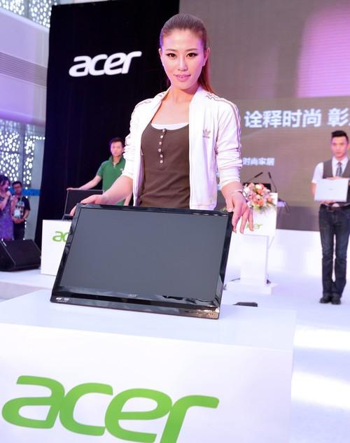 林显郎:将为奥运提供2.5万台电脑设备