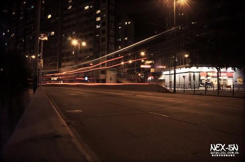全球知名的香港夜景 NEX 5N图片