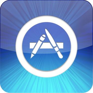 app_手捧着的APP图标图片素材编号2014071105