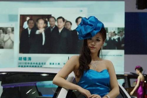 心照《2012北京国际汽车展》