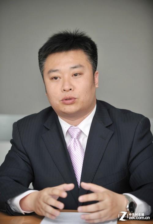青岛天傲时代信息技术有限公司总经理 王磊