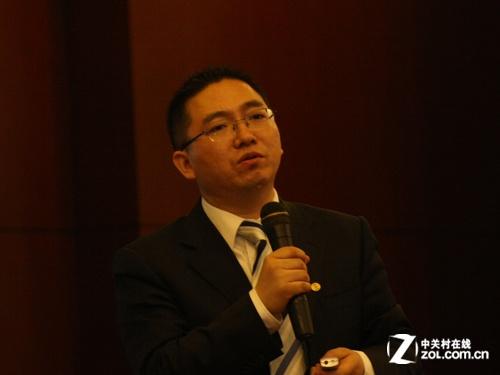 天融信CEO于海波:构建安全提升价值
