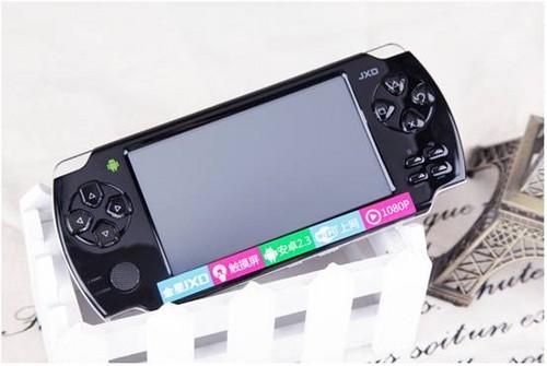 俊俏智能游戏机 金星S601精美图赏