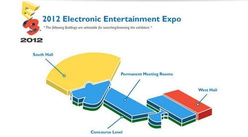 2012美国E3游戏展会攻略 参展游戏一览
