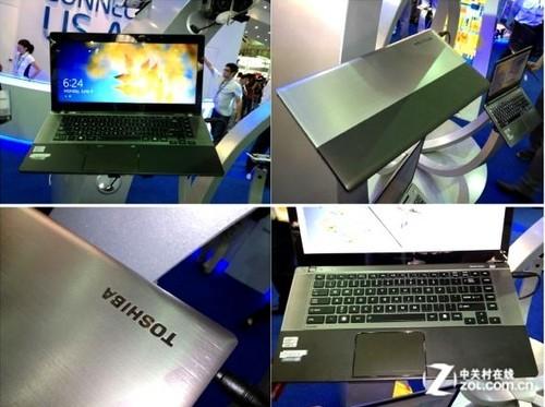 东芝COMPUTEX推出21:9超极本U800W(图)