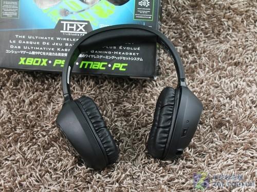 PS3/XBOX/PC通吃! 创新游戏耳机图赏