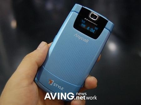 手机大色站_> 真善变 世界最薄翻盖三星d838新色亮相      我们中关村在线手机