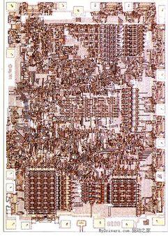 Intel芯片设计35年:从4004到80核心