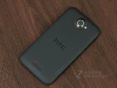 HTC One X 黑色 背面图