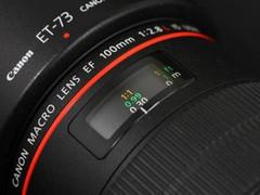 双重稳定红圈微距 佳能100mm f/2.8L促