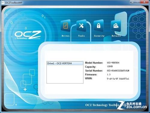1.4固件大巨变 OCZ四代128GB/SSD评测