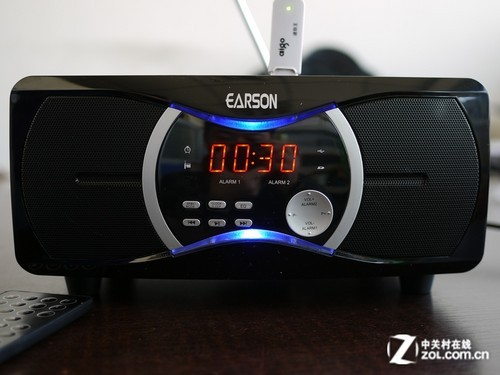 多种控制方式 耳神ER358M音响售449元