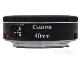 佳能EF 40mm f/2.8 STM侧面