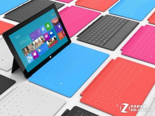 挑战iPad能行吗? 微软Surface信息汇总