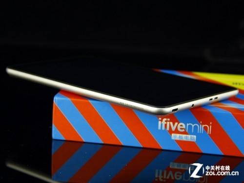 IPS屏纤薄迷你平板 五元素ifive mini评测