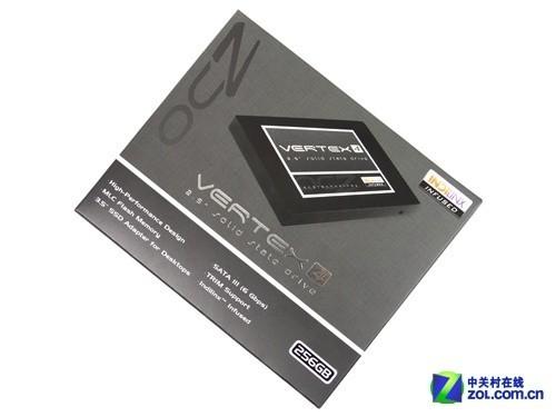 IOPS最强者 OCZ/V4 256GB固态硬盘评测