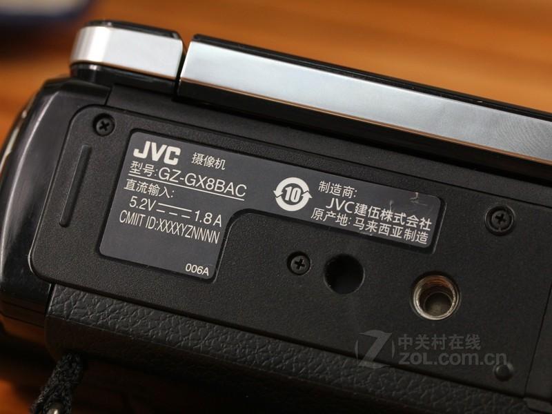 JVCGZ GX8图片欣赏 第2张