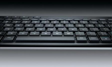 罗技K400无线触摸板键盘触控开启娱乐影音自由方式